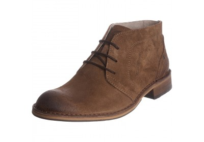 Camel Active ankle boots 289.12.01 brushed suede cord