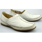 Camel Active slip-on 325.11.02 white leather