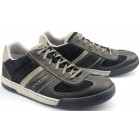 Camel Active 206.12.06 black grey suede leather