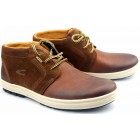 Camel Active 395.12.02 GTX brown suede and leather combi    GORETEX  WATERPROOF