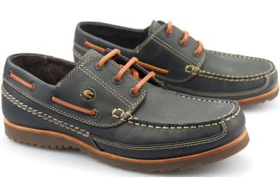 Camel Active 123.11.04 navy leather