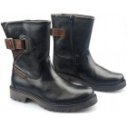 Camel Active boots OUTBACK 817.76.01 black leather