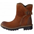 Camel Active boots CULT 831.70.02 cognac brown nubuck