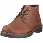 Camel Active 274.13.01 ranger leather ankle boots voor men brown