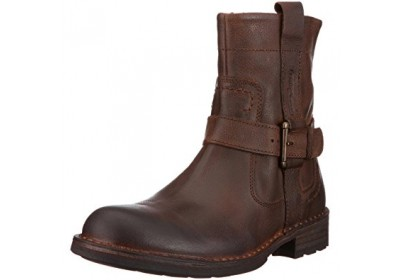 Camel active  269.13.03 leather winterboot for men brown