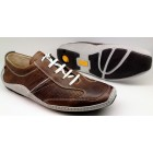 Camel Active 287.13.01 leather suede mocca
