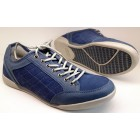 Camel Active 353.11.04 royalblue suede