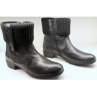 Camel Active ankle boots 788.12.03 black leather
