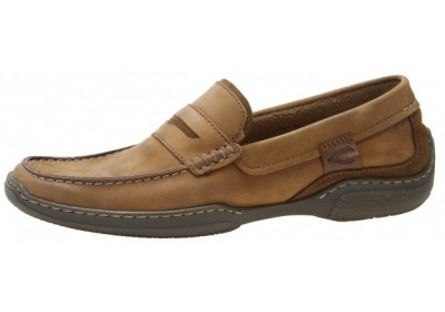 Camel Active loafers DUBAI 375.12.01 brandy brown nubuck