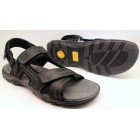 Camel Active sandals 156.11.02 black leather