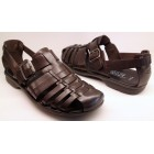 Camel Active sandals 157.22.02 dark brown leather